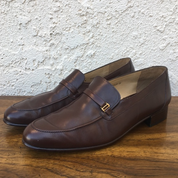 Bally Other - Vintage Bally of Switzerland Monti Loafers Slip On